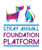 Logo Stray Animal Foundation Platform
